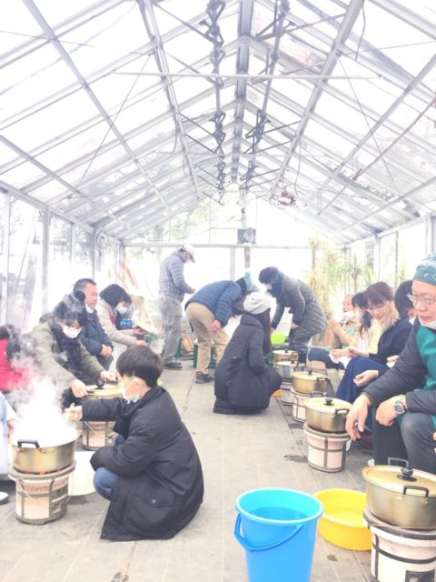 【満席御礼】味噌作りの会、また来年よろしくお願い致します!