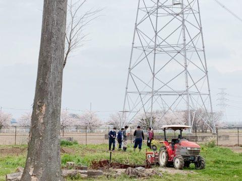 区画オーナー農業体験についてのお知らせ
