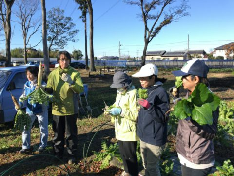 2017年12月16日の自然栽培の会について