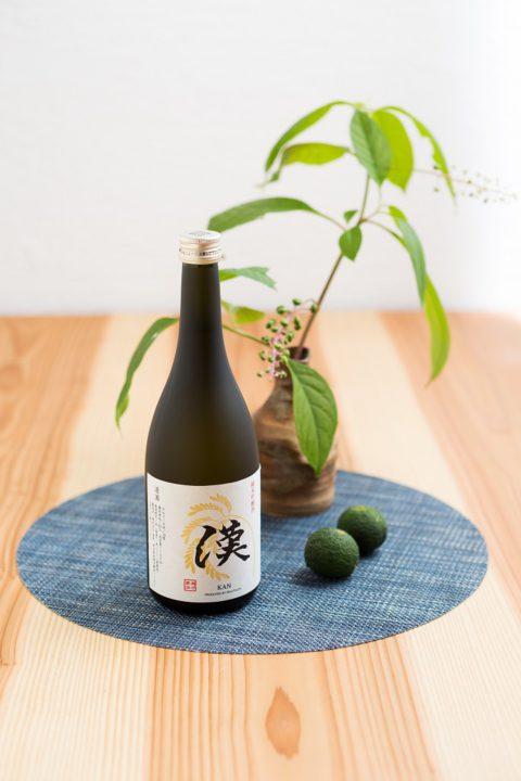 日本酒「漢」の完成祝賀会開催 4月21日(日)