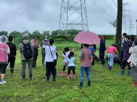 8月1日の自然栽培の会について