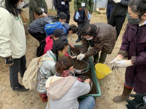 3月20日の自然栽培の会について