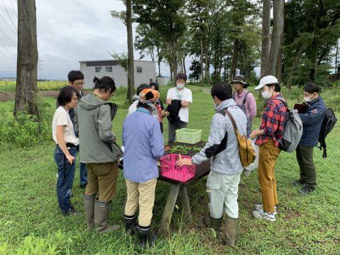10月16日の自然栽培の会について
